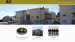 Tømrerfirma Frivik og Borgen AS